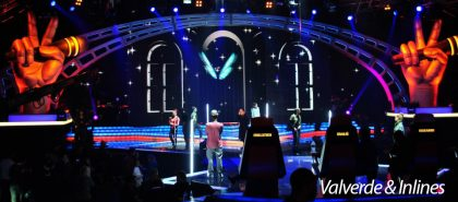 AV content «The Voice Live Finale 2012» Spain